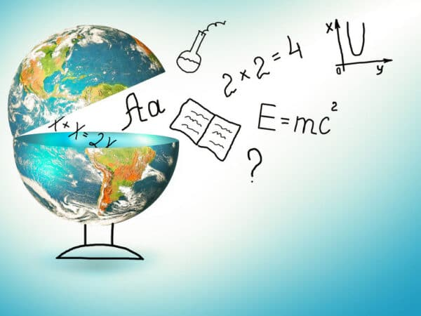 MATH IS THE LANGUAGE OF THE UNIVERSE 2020